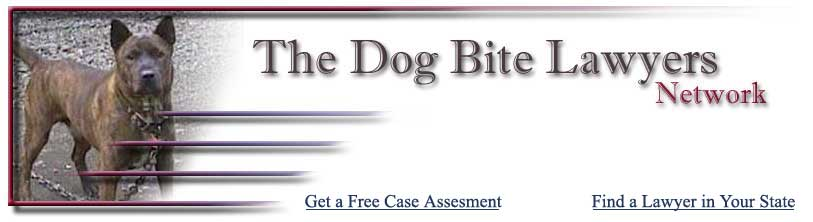 Dog Bite Lawyers Network - Our Attorneys represent victims of dog bite attacks throughout Rhode Island and the US